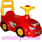 Машинка каталка для прогулок Технок 2483
