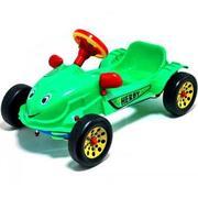 Детская педальная машинка Хэрби