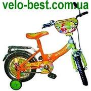 Малыш и Карлсон - детский 12 дюймовый двухколесный велосипед