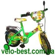 Фея - 16 дюймовый двухколесный детский велосипед