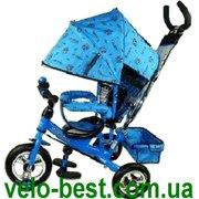 Продаем детский трехколесный велосипед EVA FOAM зонт