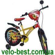 Продам Феррари - 18 дюймовый двухколесный детский велосипед Ferrari