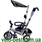 Детский велосипед трехколесный EVA Foam,  усиленная двойная ручка