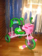 Продам НОВЫЕ 3-х колесные велосипеды