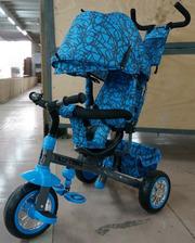 Велосипед трехколесный TILLY Trike Т-341